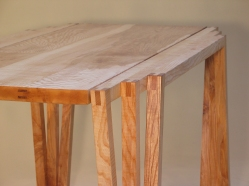 Detail Three Batten Table