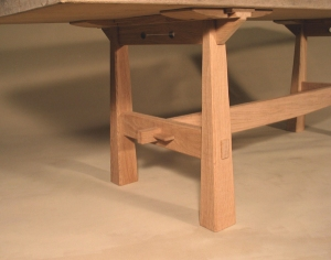 Mill Table Detail