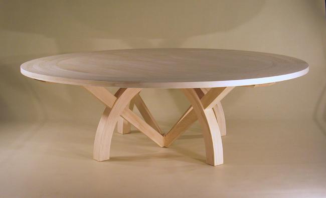 Sextant Circular Table