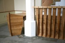 Bridport Town Hall Desks