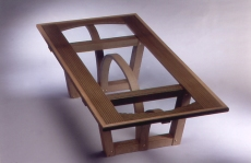 Bridge Coffee Table