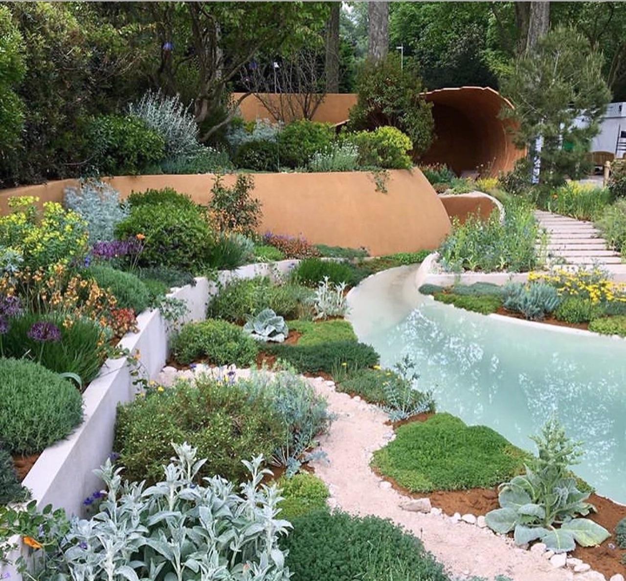 The Dubai Majlis Show Garden